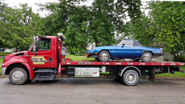 Home | Central Iowa Towing and Recovery | Towing | Alleman ...