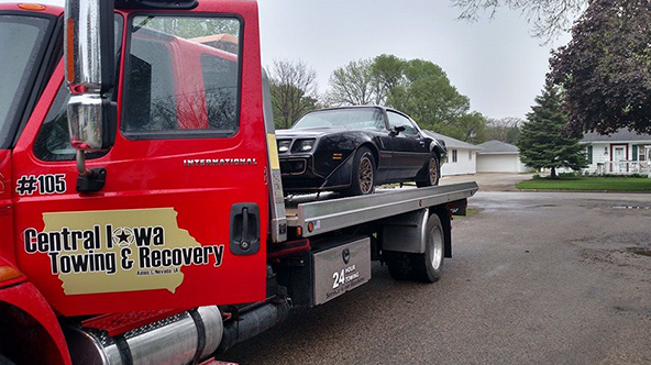 Home | Central Iowa Towing and Recovery | Towing | Alleman